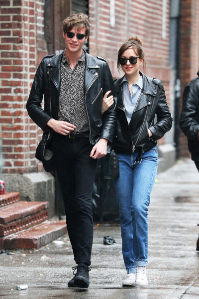 Matthew Hitt, Dakota Johnson - New York - 03-05-2016 - Dakota Johnson e Matthew Hitt si sono lasciati