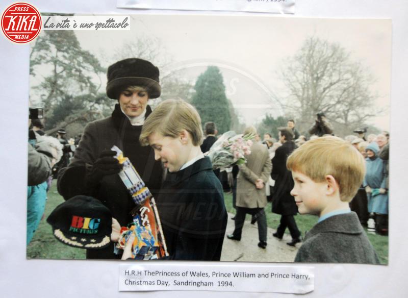 Principe William, Lady Diana, Principe Harry - 27-04-2016 - Sheila Clark, da 50 anni la fan n. 1 della regina Elisabetta II