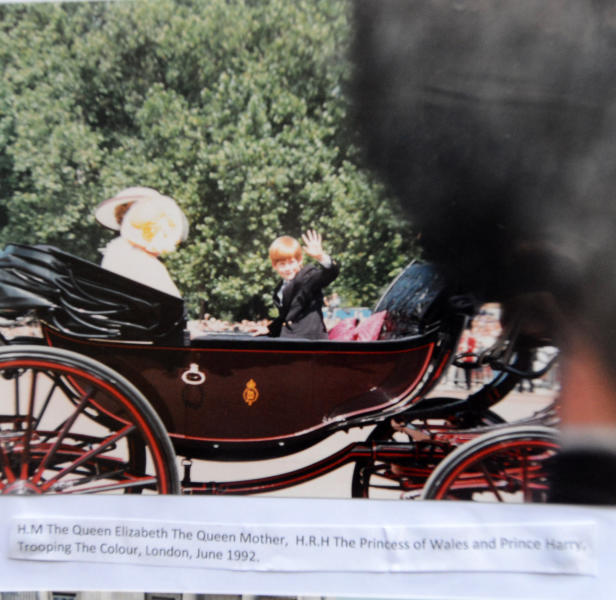 Principe Harry - 27-04-2016 - Sheila Clark, da 50 anni la fan n. 1 della regina Elisabetta II