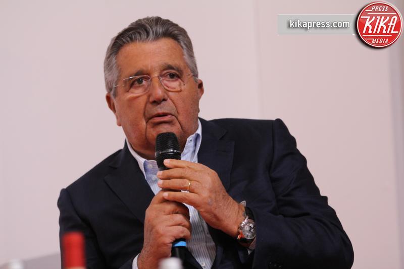 Carlo De Benedetti - Dogliani - 05-05-2016 - Franceschini-De Benedetti: al via il Festival della Tv
