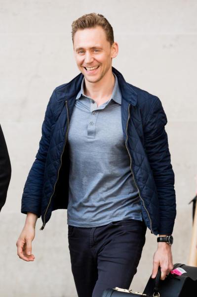 Tom Hiddleston - Londra - 05-05-2016 - Taylor Swift e Tom Hiddleston: ecco il bacio