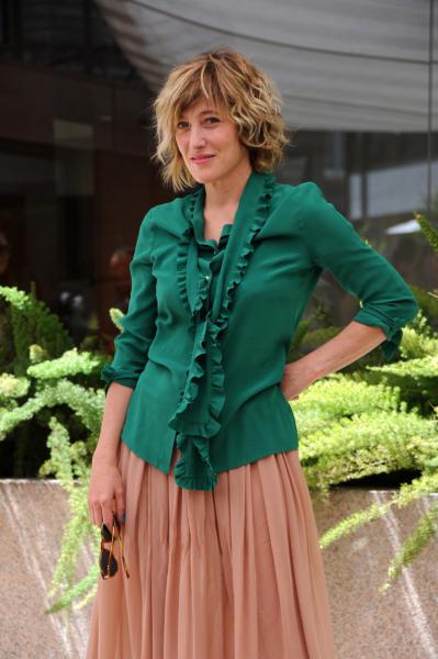 Valeria Bruni Tedeschi - Roma - 06-05-2016 - La Pazza Gioia: Paolo Virzì firma un nuovo gioiello