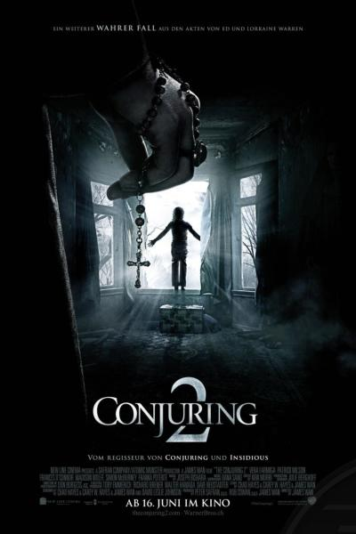 The Conjuring 2 - Hollywood - 10-05-2016 - The Conjuring 2 – L'Evocazione: la casa del terrore