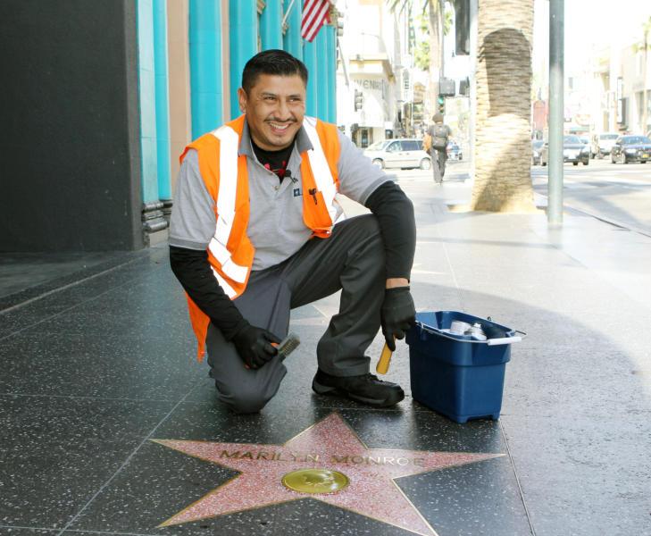 Gustavo Vargas - Los Angeles - 11-05-2016 - Gustavo: l'uomo che fa brillare le stelle di Hollywood