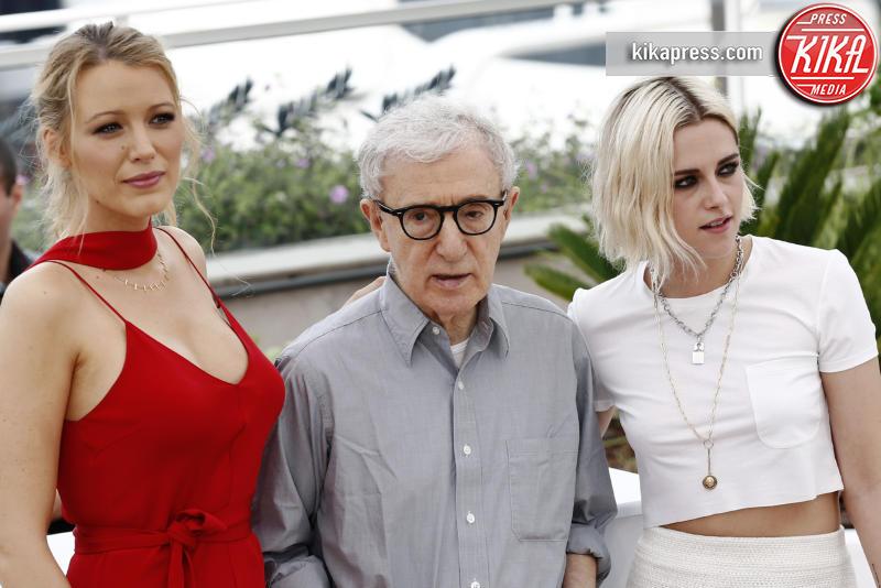 Kristen Stewart, Blake Lively, Woody Allen - Cannes - 12-05-2016 - Crisis in Six Scenes, la serie diretta da Woody Allen per Amazon