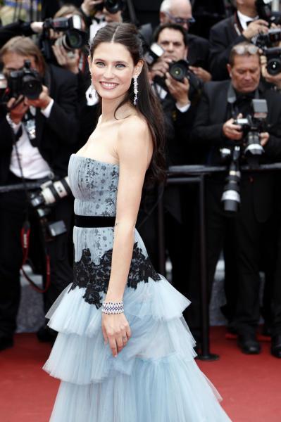 Bianca Balti - Cannes - 12-05-2016 - Candice Swanepoel in perfetta forma a un mese e mezzo dal parto