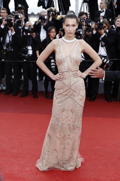 Bella Hadid - Cannes - 12-05-2016 - Bella Hadid: la sexy ascesa di un fenomeno planetario