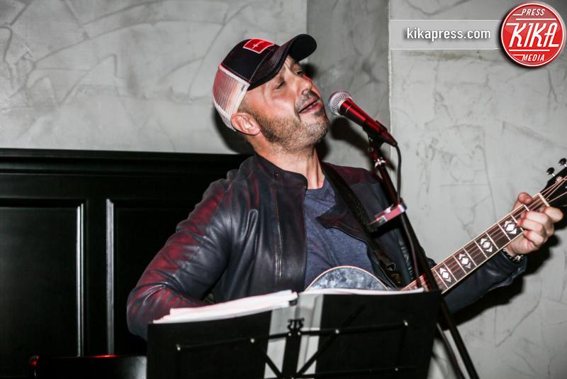 Joe Bastianich - Milano - 11-05-2016 - Russell Crowe & Co., quando l'attore diventa musicista