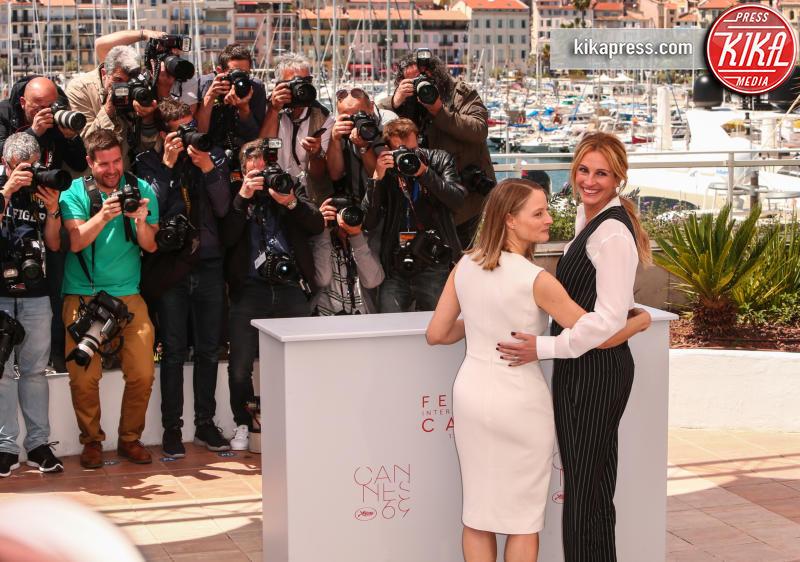 Jodie Foster, Julia Roberts - Cannes - Cannes 2016: la seconda giornata della kermesse