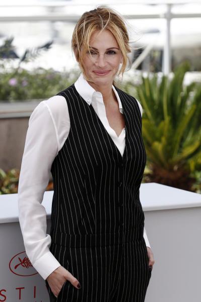 Julia Roberts - Cannes - 13-05-2016 - Cannes 2016 cala la coppia d'assi Clooney-Roberts