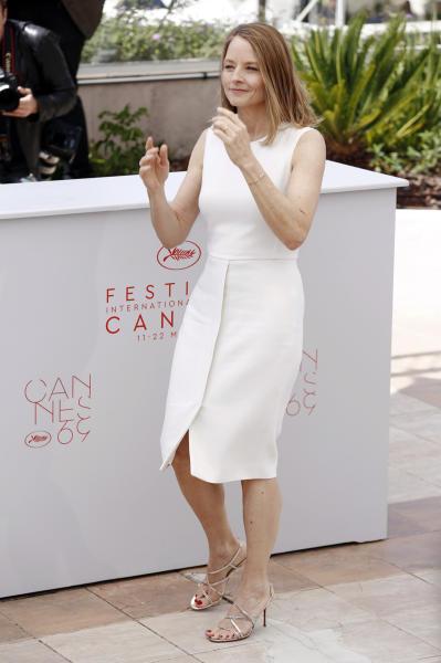 Jodie Foster - Cannes - 13-05-2016 - Cannes 2016 cala la coppia d'assi Clooney-Roberts