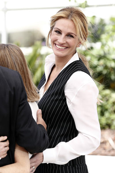Julia Roberts - Cannes - 13-05-2016 - Le celebrity che pensavi fossero sui social network
