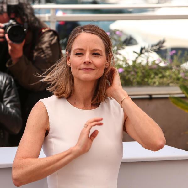 Jodie Foster - Cannes - 12-05-2016 - Cannes 2016: la seconda giornata della kermesse