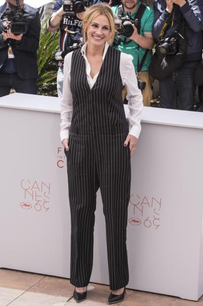Julia Roberts - Cannes - 12-05-2016 - Cannes 2016: la seconda giornata della kermesse