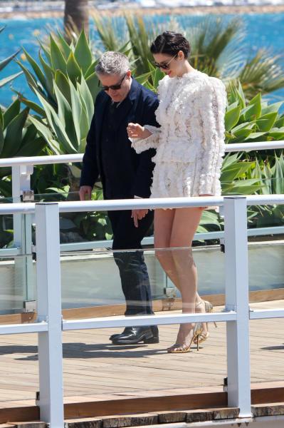 Caitriona Balfe - Cannes - 12-05-2016 - Cannes 2016: la seconda giornata della kermesse