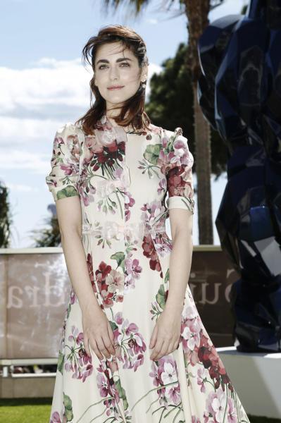 Miriam Leone - Cannes - 13-05-2016 - Stefano Accorsi annuncia l'arrivo della nuova serie 1993
