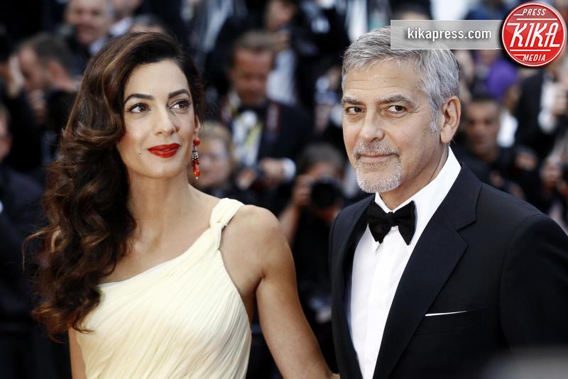 Amal Alamuddin, George Clooney - Cannes - 13-05-2016 - George Clooney: l'incredibile retroscena dietro la paternità