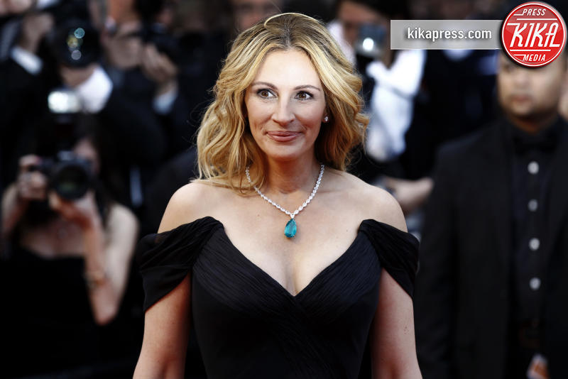 Julia Roberts - Cannes - 13-05-2016 - Le star che sanno osare: sensualità over 50 sul red carpet