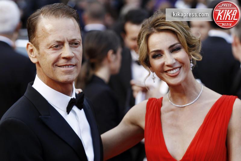 Rozsa Tassi, Rocco Siffredi - Cannes - 13-05-2016 - Rocco Siffredi: la porno passione lo manda all'ospedale