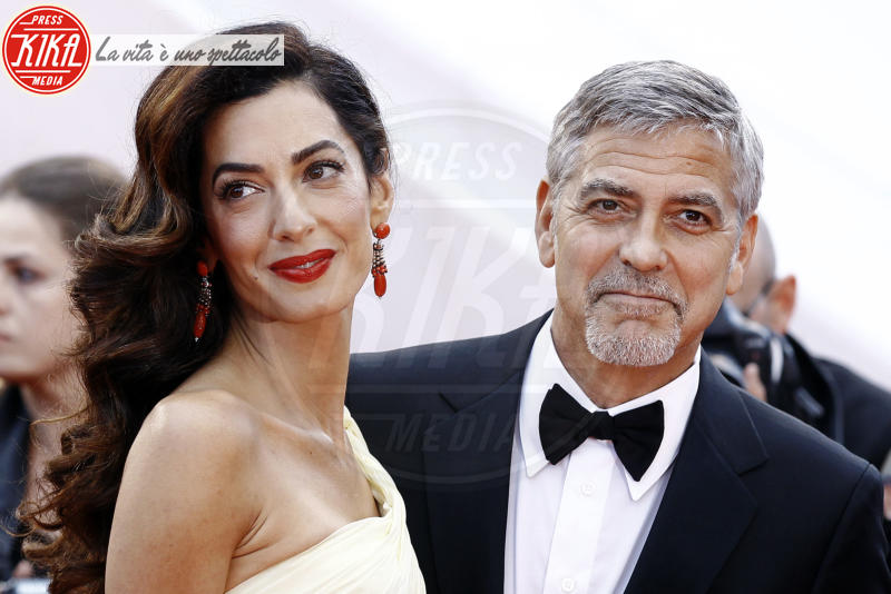 Amal Alamuddin, George Clooney - Cannes - 13-05-2016 - Amal Clooney incinta! Ecco le star che saranno mamme nel 2017