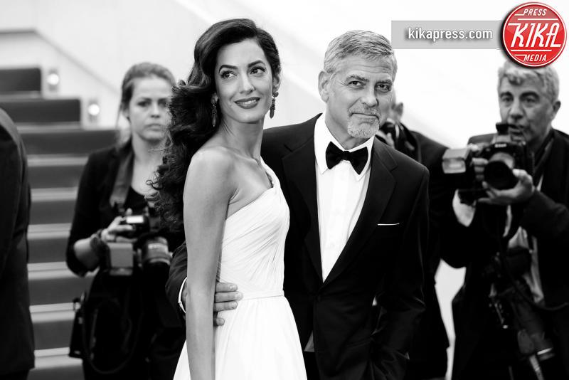 Amal Alamuddin, George Clooney - Cannes - 13-05-2016 - Amal, ma sei incinta di due gemelli oppure no?