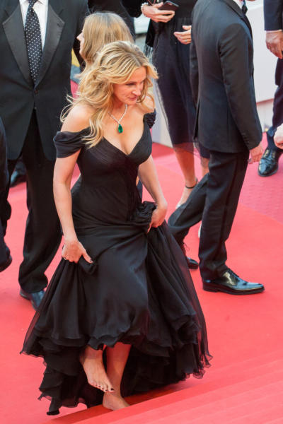 Julia Roberts - Cannes - 12-05-2016 - Julia Roberts: il lato oscuro di una sex symbol