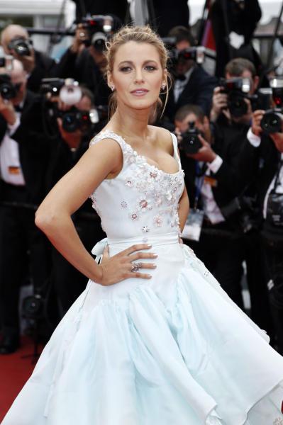 Blake Lively - Cannes - 14-05-2016 - Leonardo DiCaprio di nuovo single: è finita con Nina Agdal