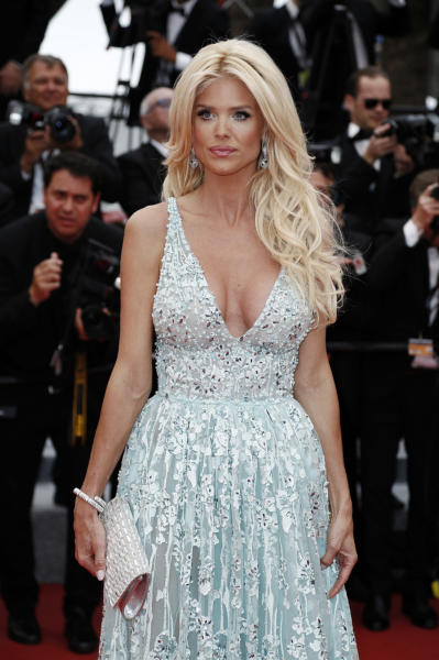 Victoria Silvstedt - Cannes - 14-05-2016 - Cannes 2016, Blake Lively è una Cenerentola sul red carpet