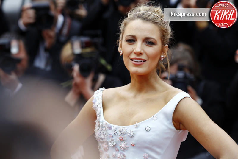 Blake Lively - Cannes - 13-05-2016 - Cannes 2016, Blake Lively è una Cenerentola sul red carpet