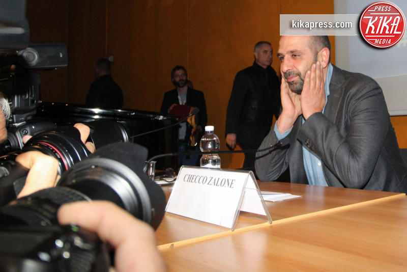Checco Zalone - Torino - 13-05-2016 - Torino, successo per il Salone del Libro