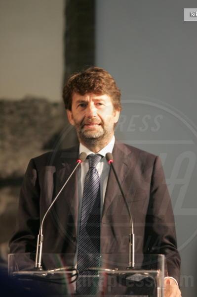 Dario Franceschini - POMPEI - 14-05-2016 - Polemica Fedez-Franceschini sulla SIAE, ma chi ha ragione?