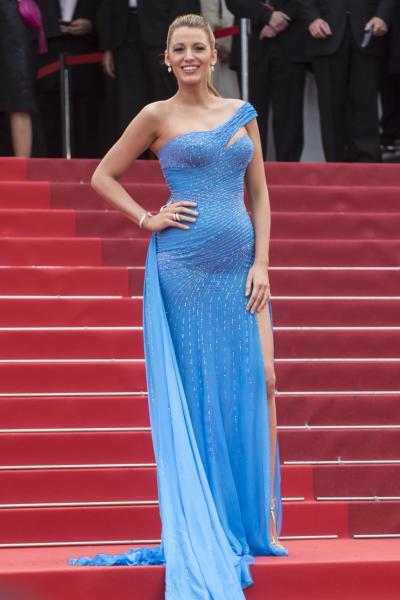 Blake Lively - Cannes - 14-05-2016 - Blake Lively e Ryan Reynolds sono genitori bis