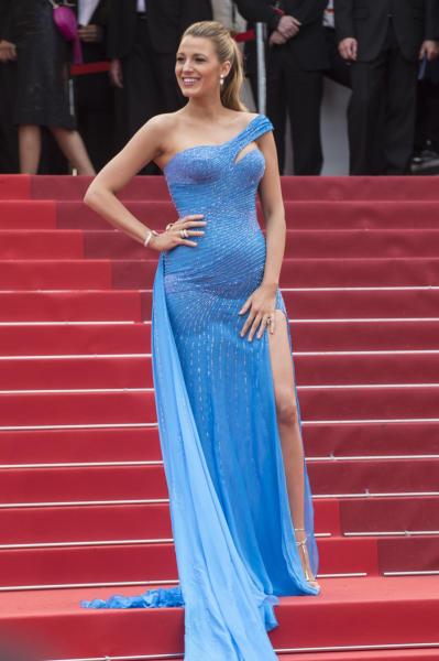 Blake Lively - Cannes - 14-05-2016 - Cannes 2017: vi ricordate lo spacco di Bella Hadid?
