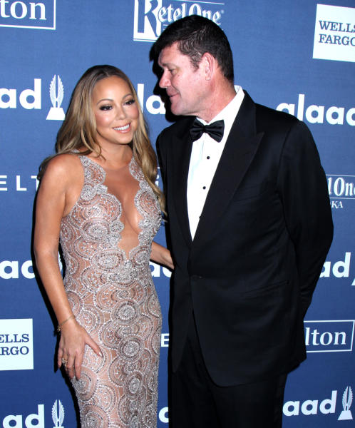 James Packer, Mariah Carey - New York - 14-05-2016 - Mariah Carey e James Packer, amore al capolinea?