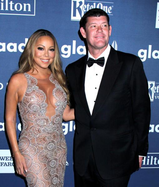 James Packer, Mariah Carey - New York - 14-05-2016 - Abbandonati all'altare: un incubo anche per le star!