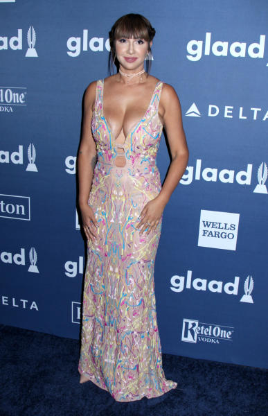 Jackie Cruz - New York - 14-05-2016 - Diane Kruger e Robert De Niro protagonisti ai GLAAD Awards
