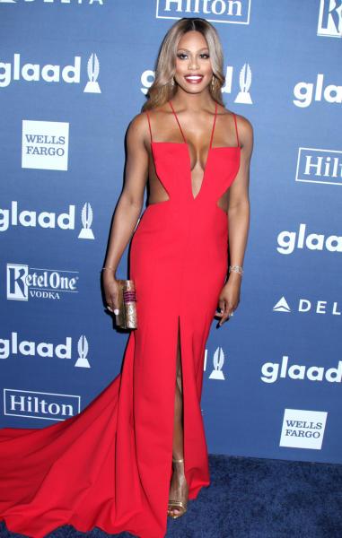 Laverne Cox - New York - 14-05-2016 - Diane Kruger e Robert De Niro protagonisti ai GLAAD Awards