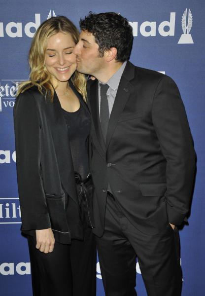 Jenny Mollen, Jason Biggs - New York - 15-05-2016 - Diane Kruger e Robert De Niro protagonisti ai GLAAD Awards