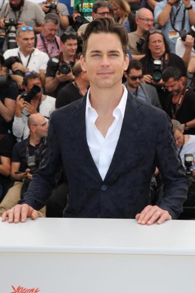 Matt Bomer - Cannes - 15-05-2016 - American Horror Story 6, i primi teaser ufficiali