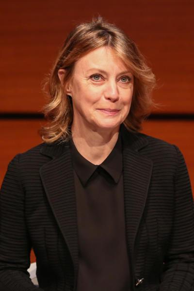 Margherita Buy - Torino - 15-05-2016 - Torino, successo per il Salone del Libro