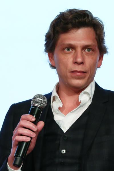 Antoine Leiris - Torino - 15-05-2016 - Torino, successo per il Salone del Libro