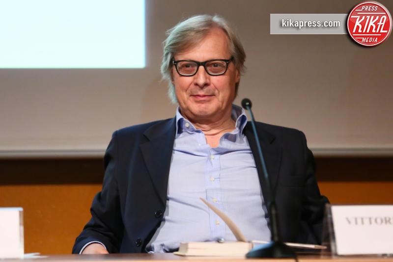 Vittorio Sgarbi - Torino - 15-05-2016 - Torino, successo per il Salone del Libro