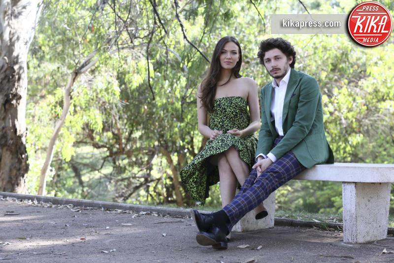 Federico Riccardo Rossi, Gloria Radulescu - Roma - 29-04-2016 - Gloria Radulescu: