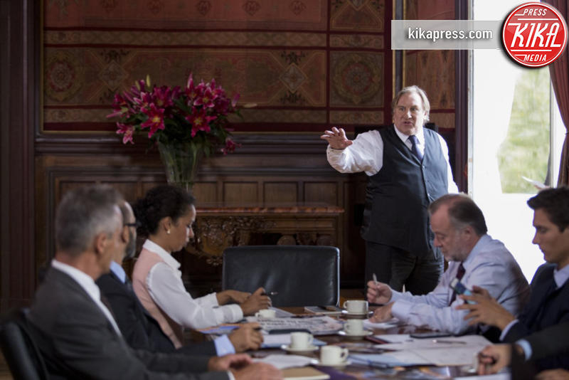 Gerard Depardieu - 16-05-2016 - Marseille: con Gérard Depardieu Netflix porta la politica in TV