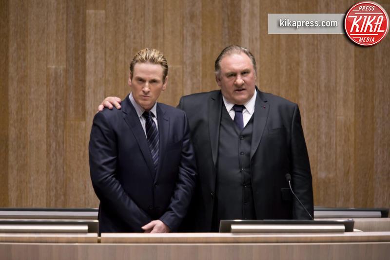 Gerard Depardieu, Benoit Magimel - Marseille - 16-05-2016 - Marseille: con Gérard Depardieu Netflix porta la politica in TV