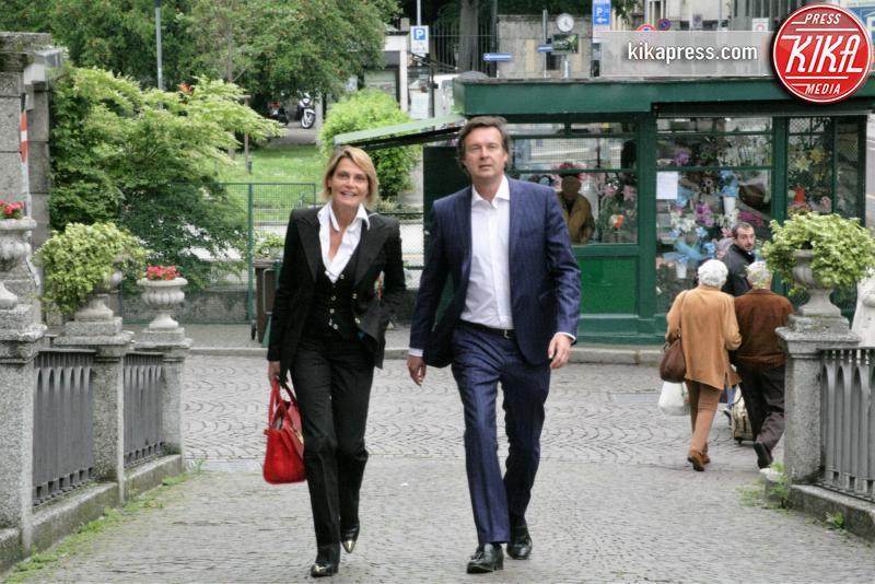 Gian Gerolamo Carraro, Simona Ventura - Milano - 13-05-2016 - Simona Ventura - Stefano Bettarini: la foto che non ti aspetti