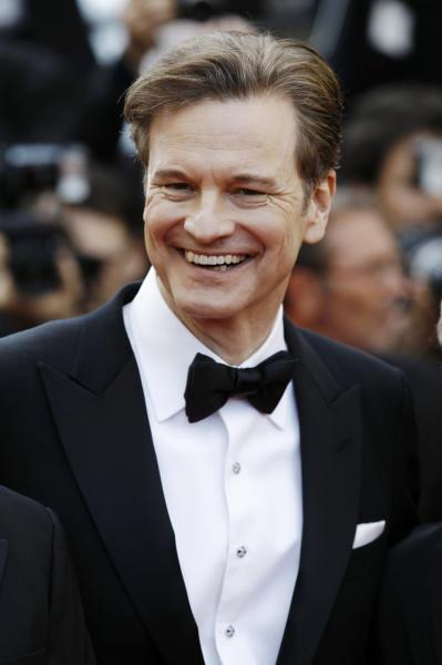 Colin Firth - Cannes - 17-05-2016 - Colin Firth a un passo da Kursk, il nuovo film di Vinterberg