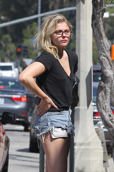 Chloe Moretz - Los Angeles - 17-05-2016 - Beckham Jr-Chloe Moretz, ormai siete ovunque!