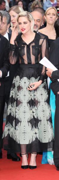 Jesse Eisenberg, Kristen Stewart, Woody Allen - Cannes - 11-05-2016 - Cannes 2017: vi ricordate lo spacco di Bella Hadid?