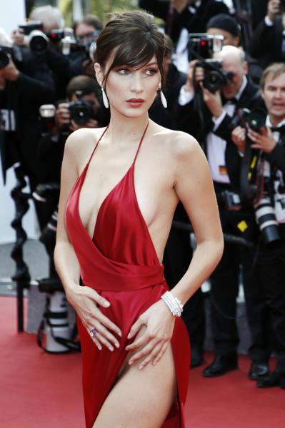 Bella Hadid - Cannes - 18-05-2016 - Justin Bieber e i vip che non sapevate avessero il morbo di Lyme